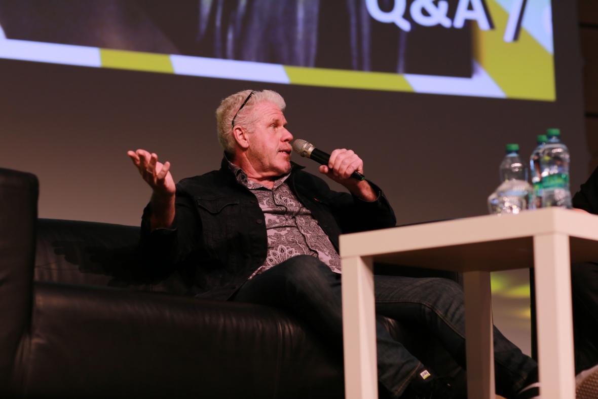 Herec Ron Perlman se stal hlavní postavou pražského festivalu Comi-Con
