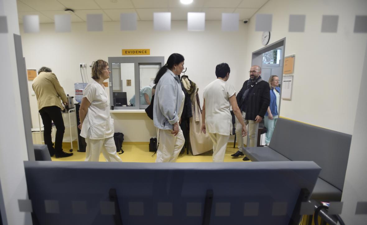 Ambulance ORL v Kroměřížské nemocnici prošla rekonstrukcí