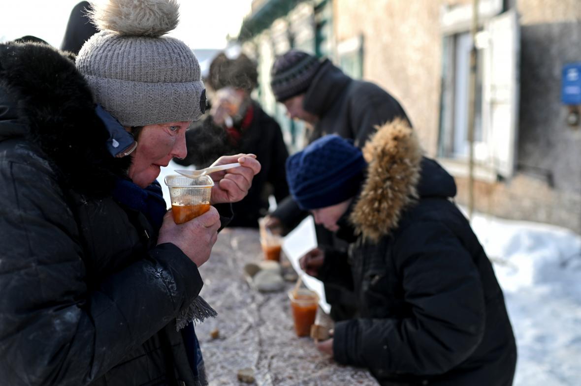Život bez domova na zamrzlé Sibiři