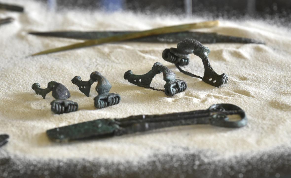 Nejvýznamnější nálezy poslední dekády vystavují ve Starém Městě