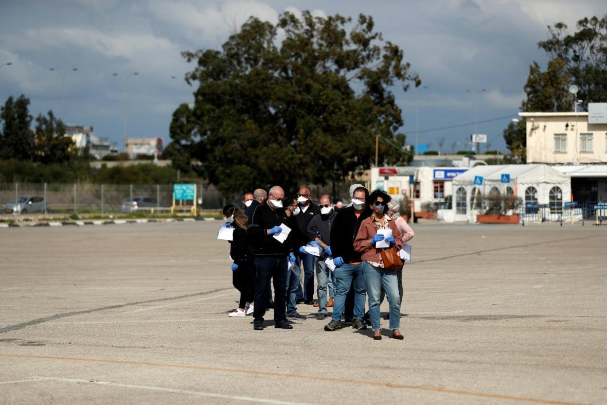 Preventivní opatření ovlivnili volby v Izraeli