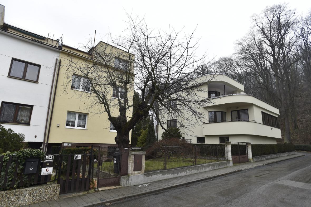 Brněnská kolonie Nový dům