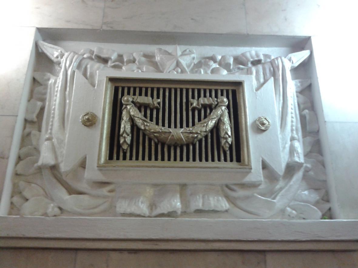 Stalinské baroko v moskevském metru