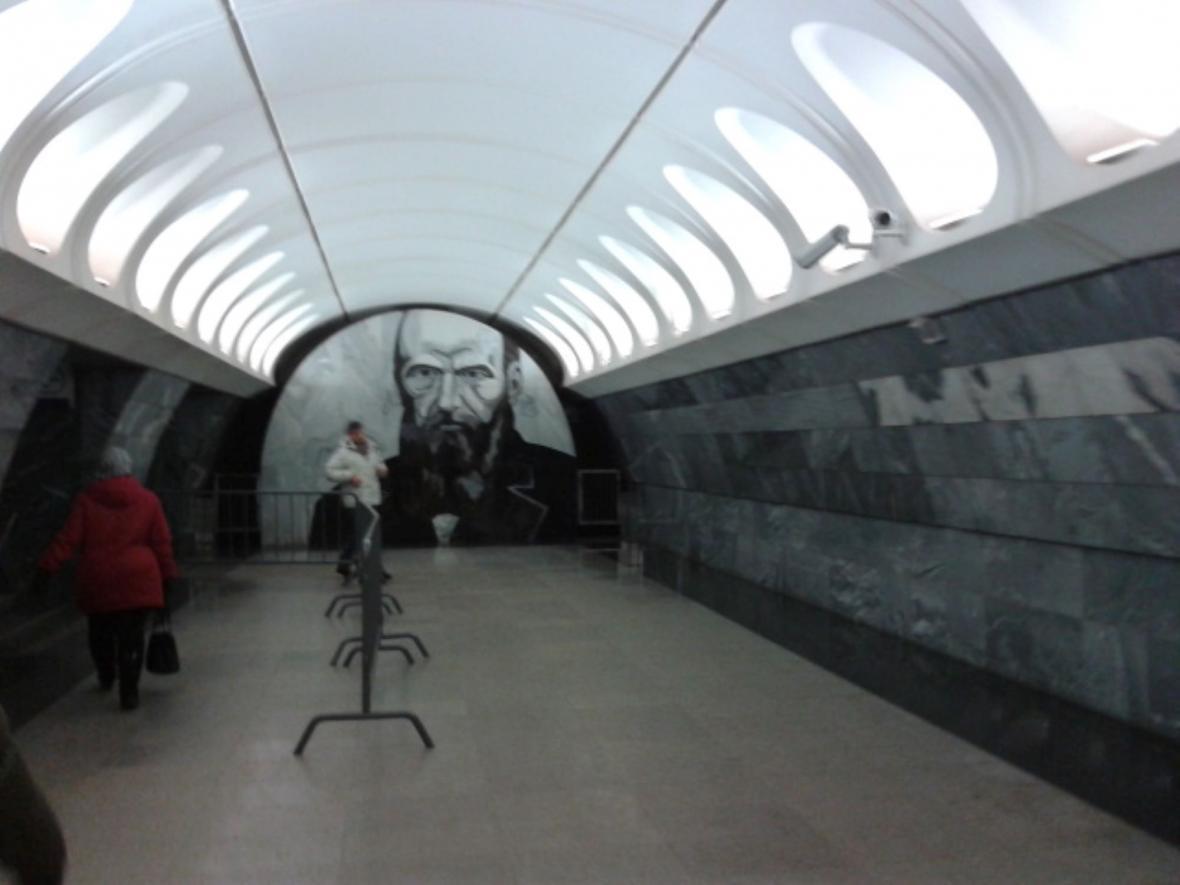 Dostojevskaja (2010)