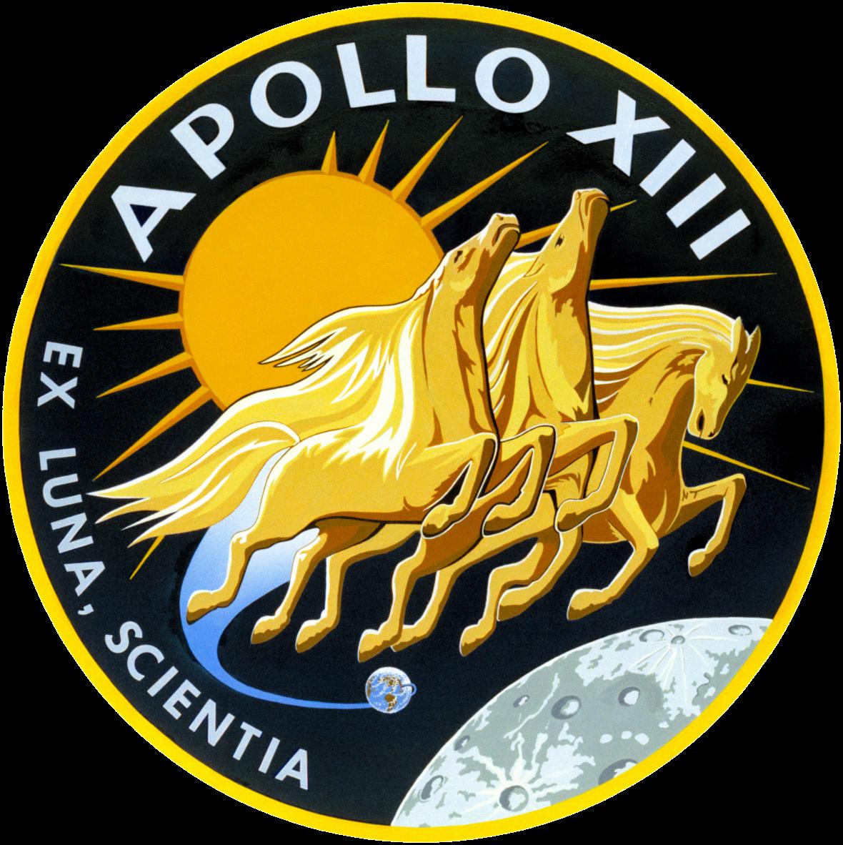 Insignie Apolla 13