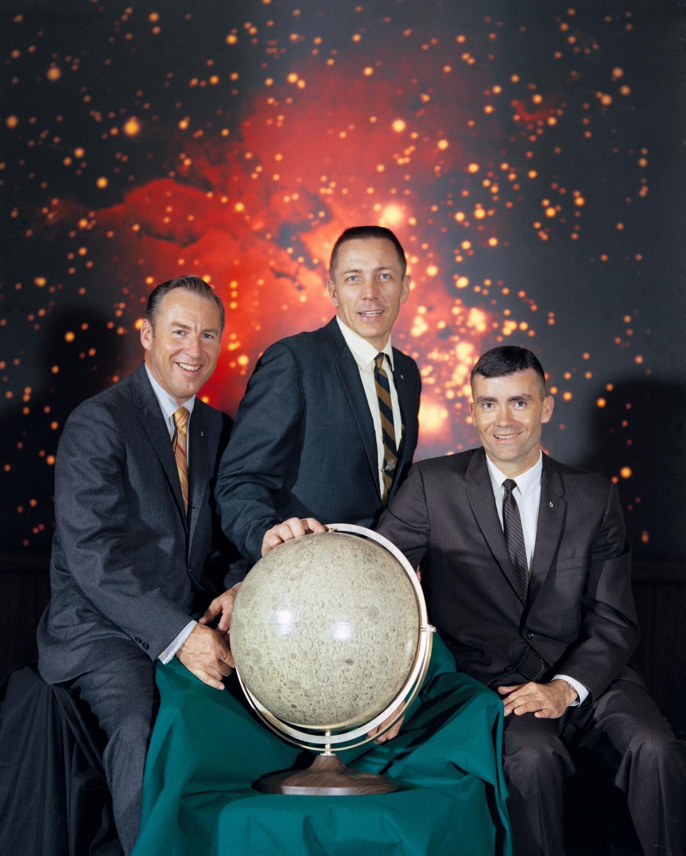 Finální posádka Apolla 13