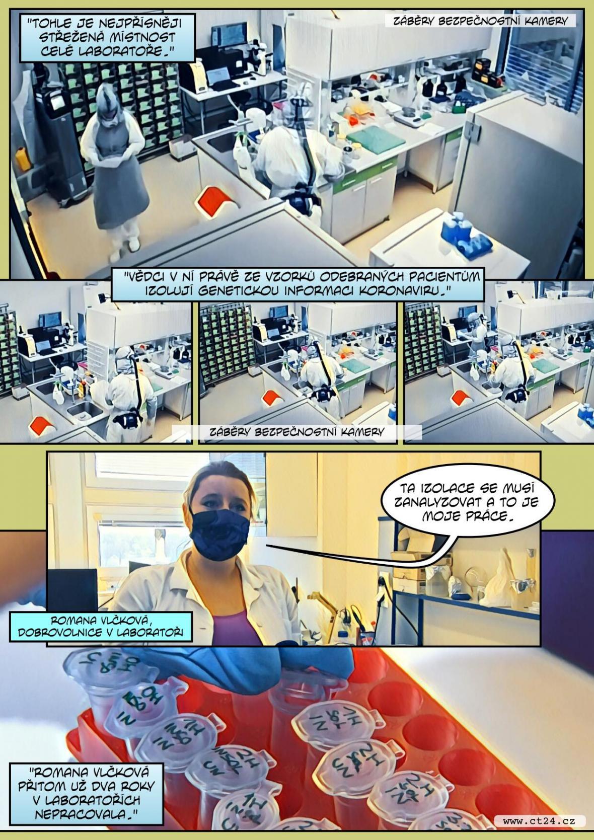 Laboratoře shánějí dobrovolníky