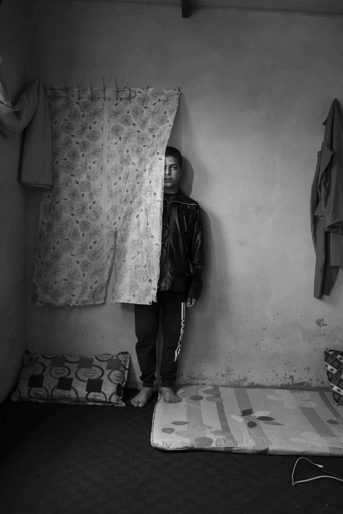 Snímky v kategorii Portrét na World press photo 2020