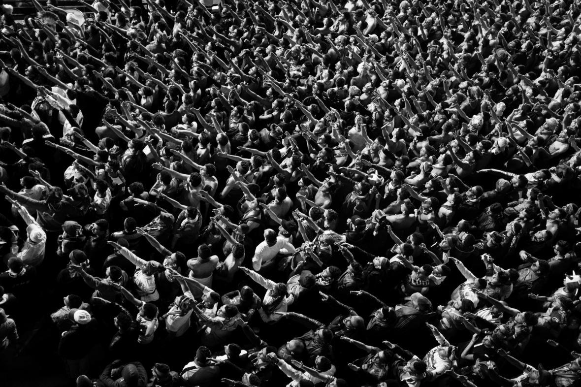 Snímky dlouhodobý projekt na World press photo 2020