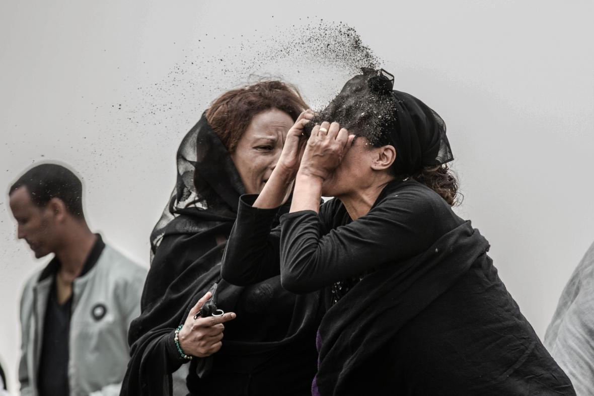 World Press Photo 2020 - nominace v kategorii Spot News ( neplánované události )
