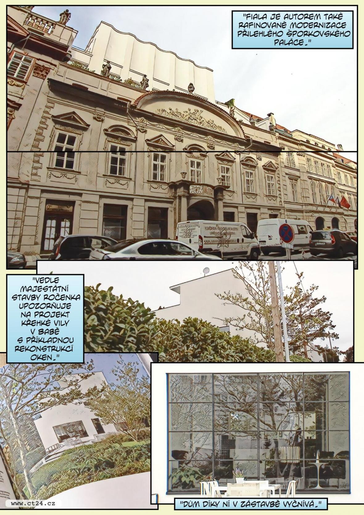 Nejpozoruhodnější stvaby ČR