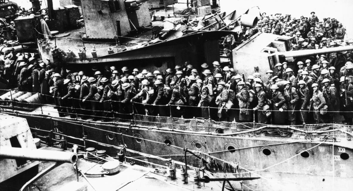 Bitva u Dunkerku a operace Dynamo