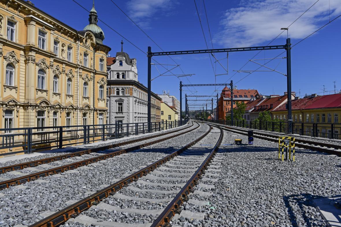 Zrekonstruovaný Negrelliho viadukt