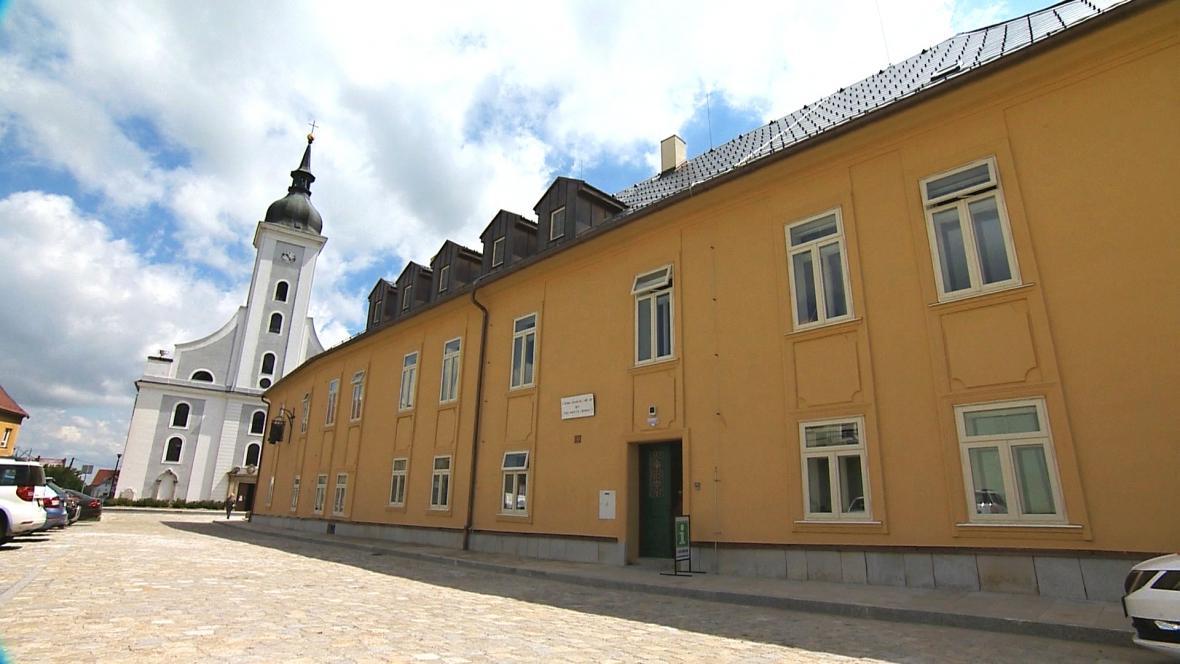 Bývalý zemský soud v Javorníku