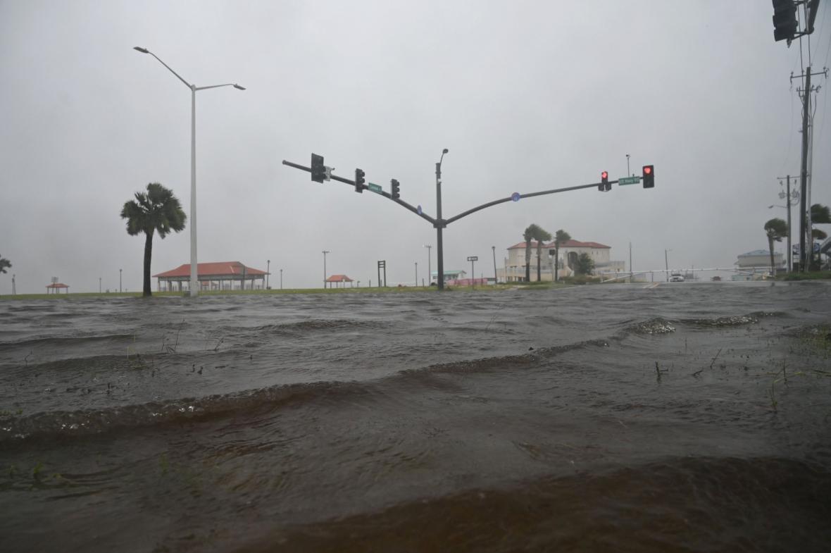 Následky tropické bouře Cristobal