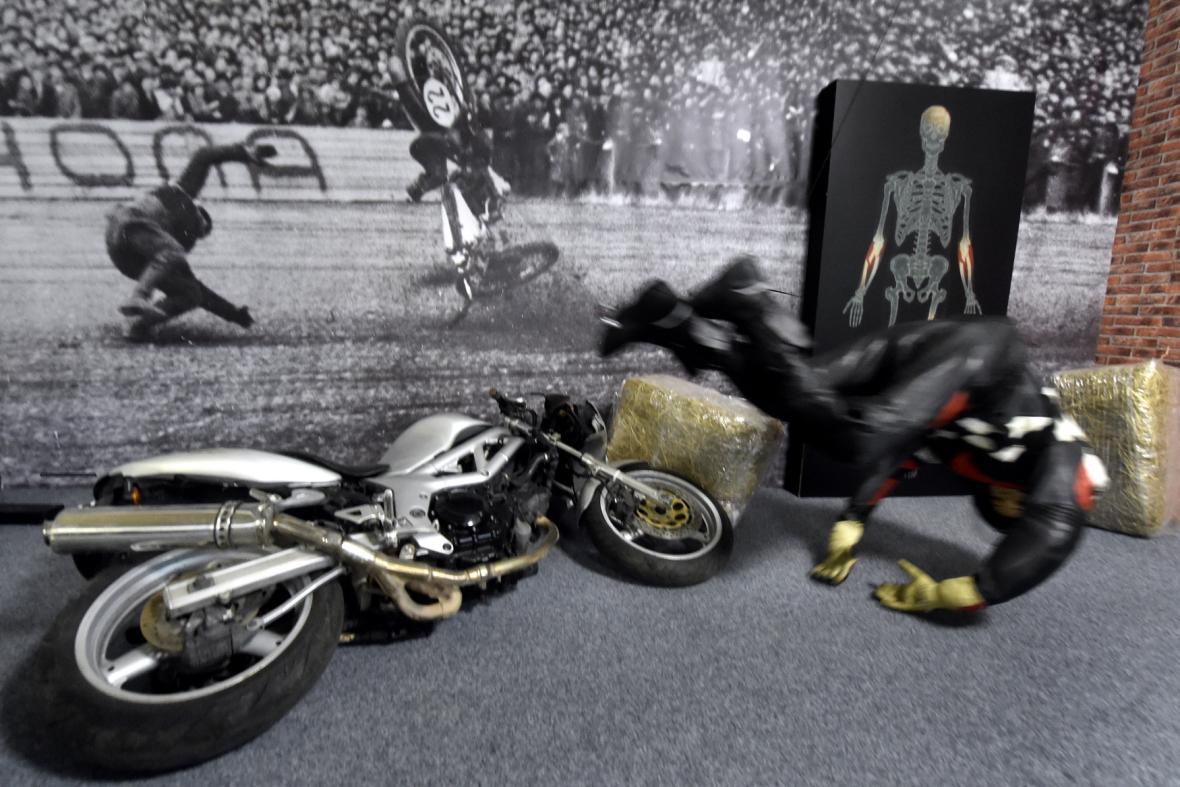 Výstava Grand Prix ukáže historické motorky