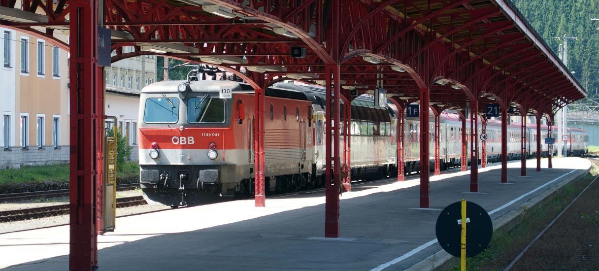 Rakouský vlak