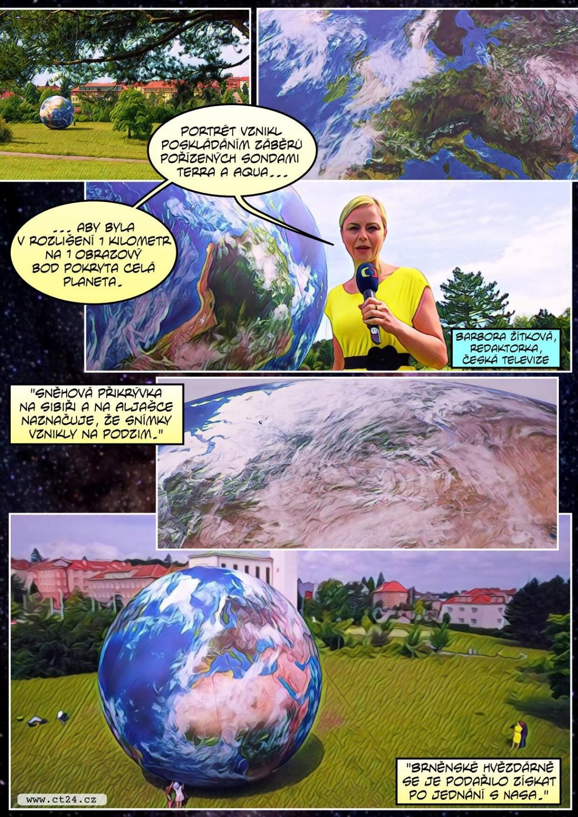 Celý svět v Brně