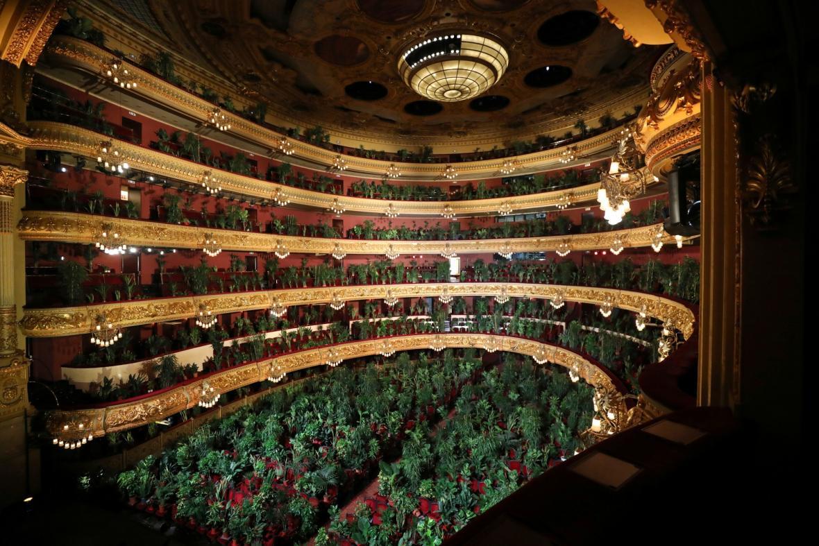 Opera v Barceloně připravila netradiční koncert