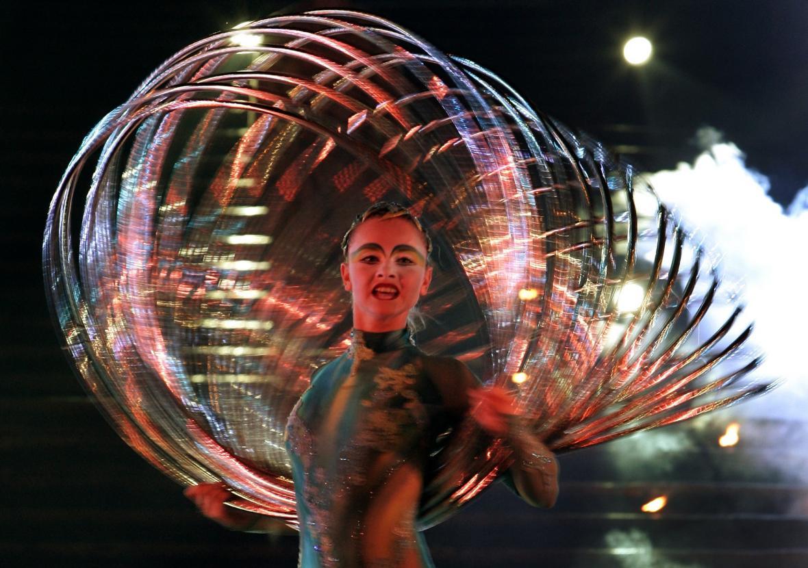 Cirque du Soleil ma vážné ekonomické problémy. Požádal o ochranu před bankrotem