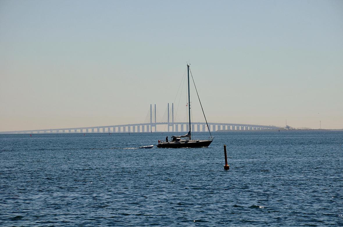 Most přes Öresund má za sebou 20 let své existence