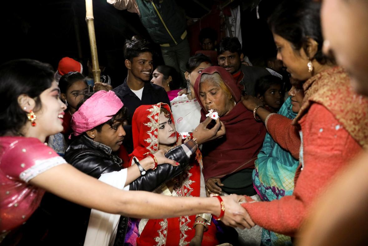 Pakistánští hinduisté hledají nový domov v Indii