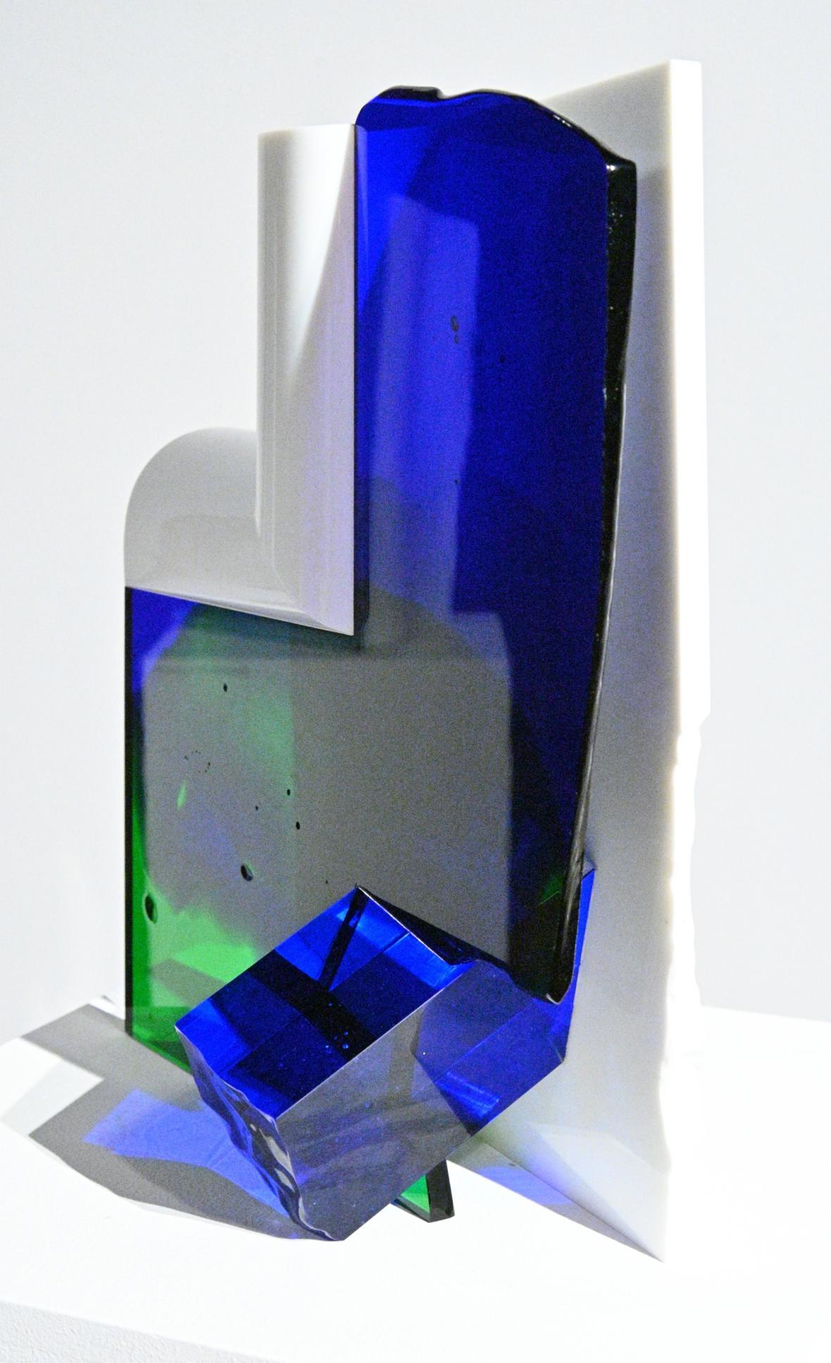 Expozice Rezonance tvaru sklářského výtvarníka Ilji Bílka