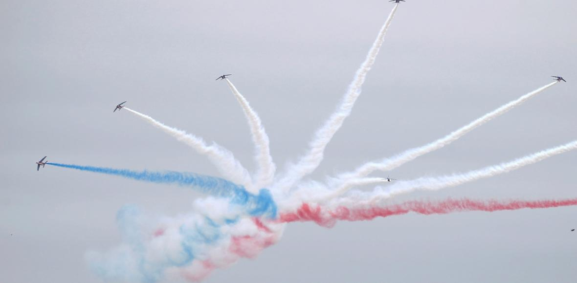 Francie si připomíná výročí pádu Bastily