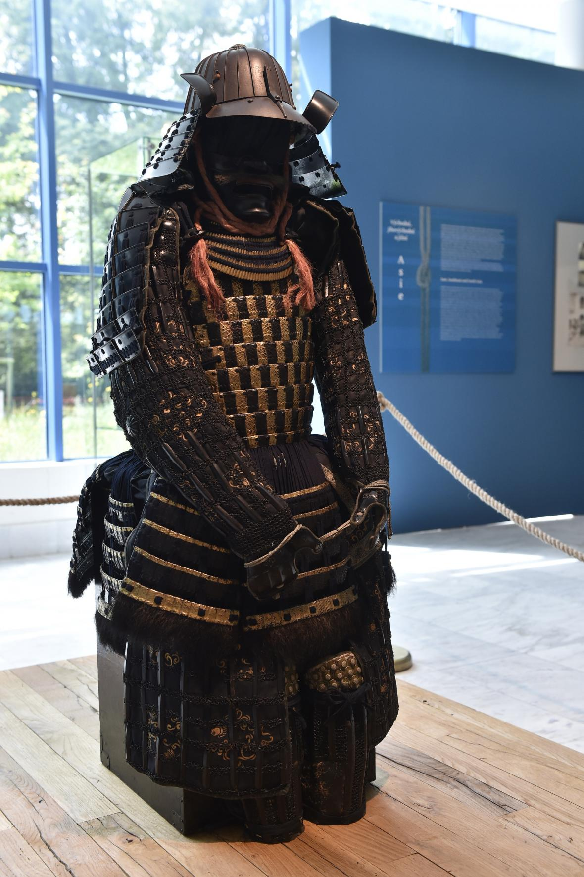 Výstava o rytíři Dalekých moří Jindřichu Vávrovi