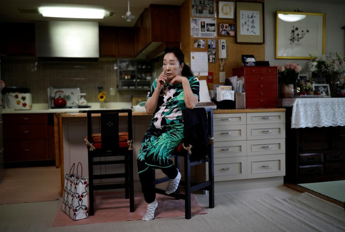 Gejši bez práce.  Mizející symbol japonské kultury ohrožuje koronavirus