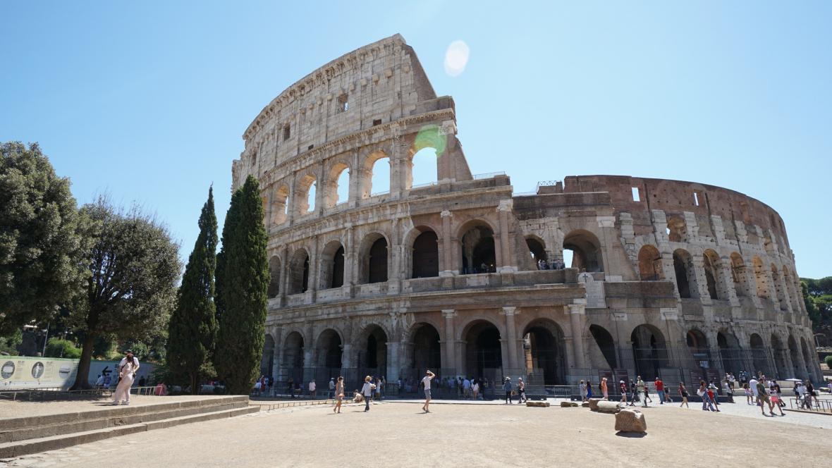Bergamo nedaleko Milána je hlavním městem Lombardie. Právě ta patřila ke koronavirem nejpostiženějším provinciím