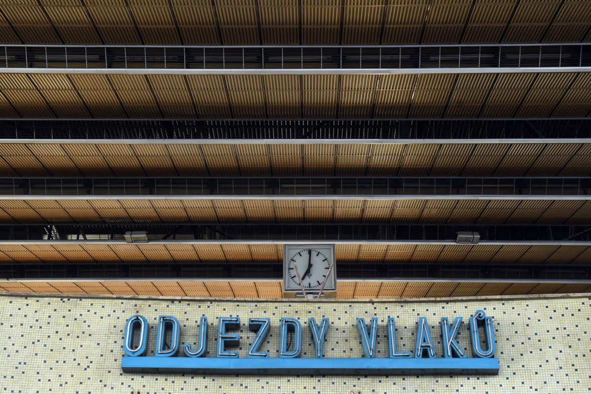 Budova nádraží Ostrava-Vítkovice