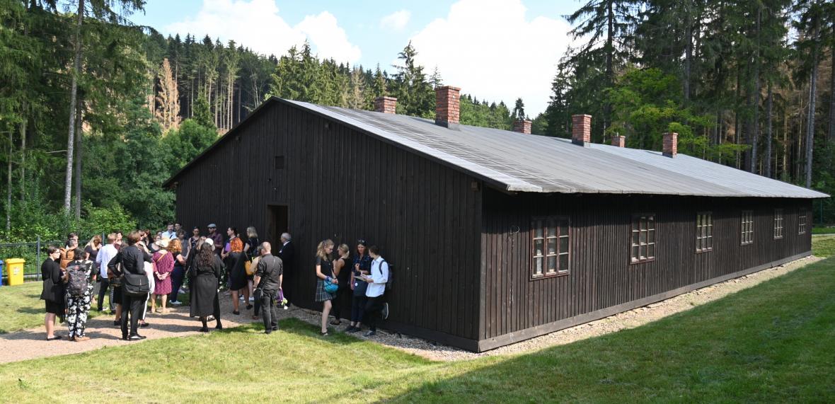 Tábor v Hodoníně u Kunštátu
