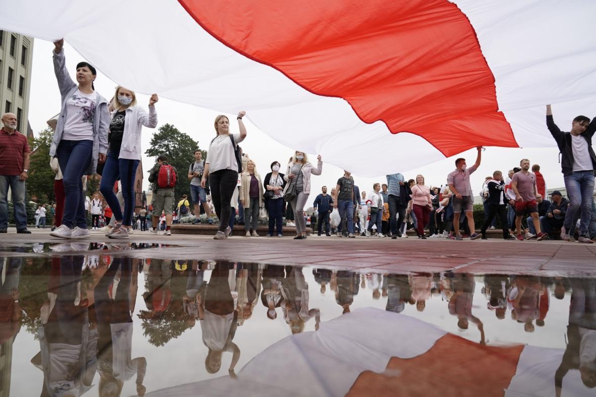Minsk 23. srpen