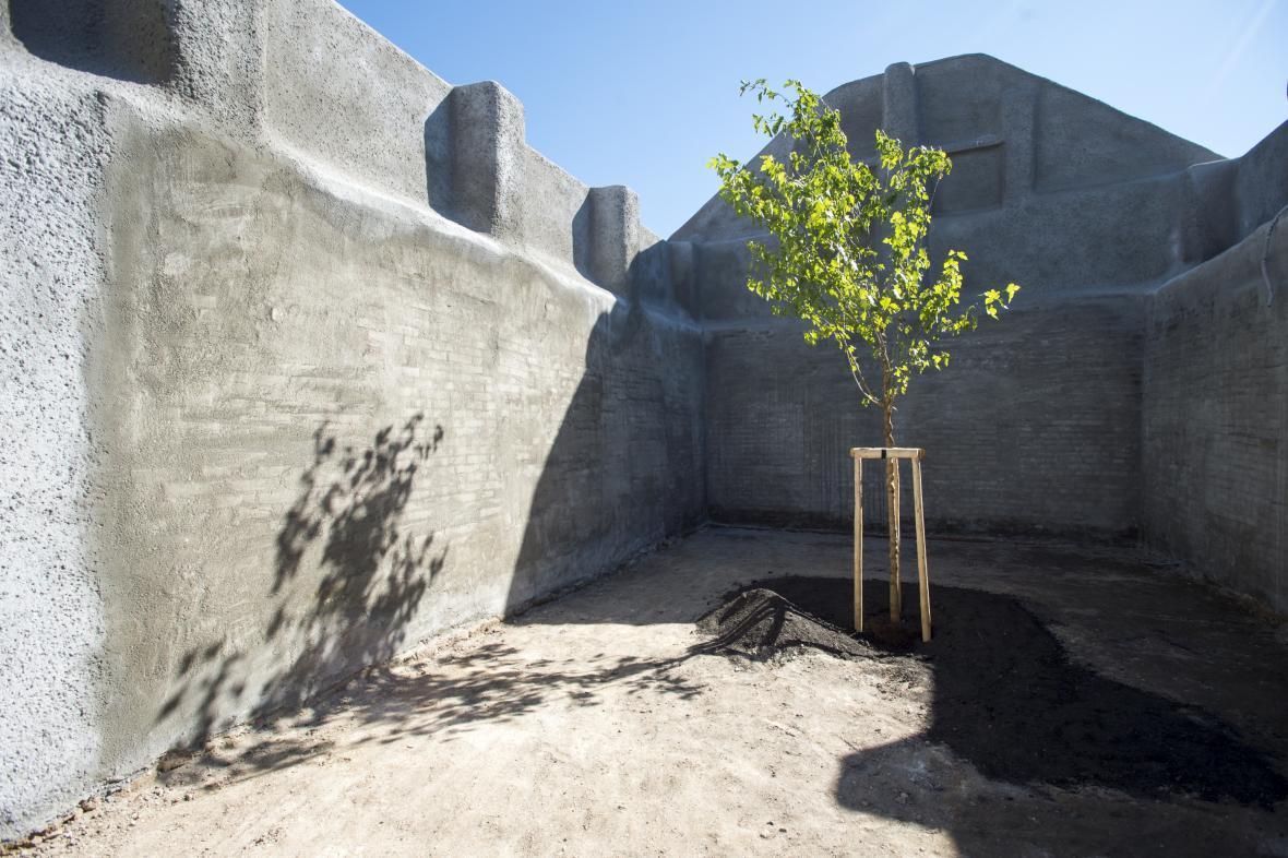 Památník tří odbojů na Mašínově statku