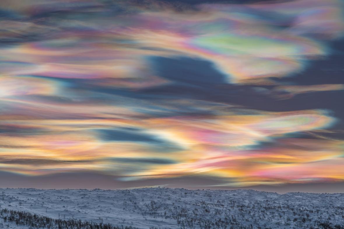 Painting the Sky © Thomas Kast