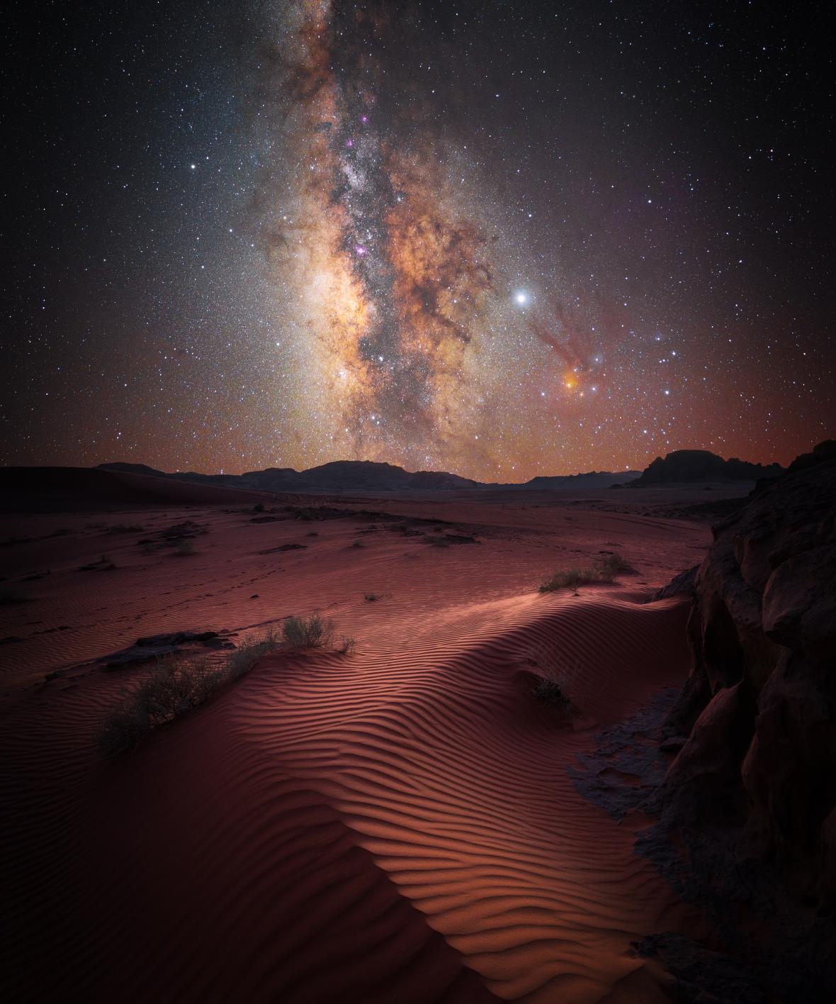 Desert Magic © Stefan Liebermann