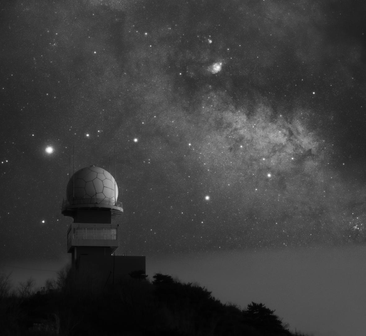 oice of the Universe © Weijian Chen