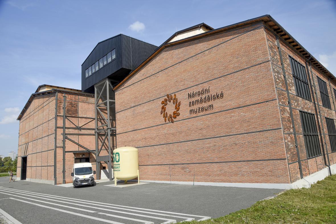 Pobočka Národního zemědělského muzea v Ostravě
