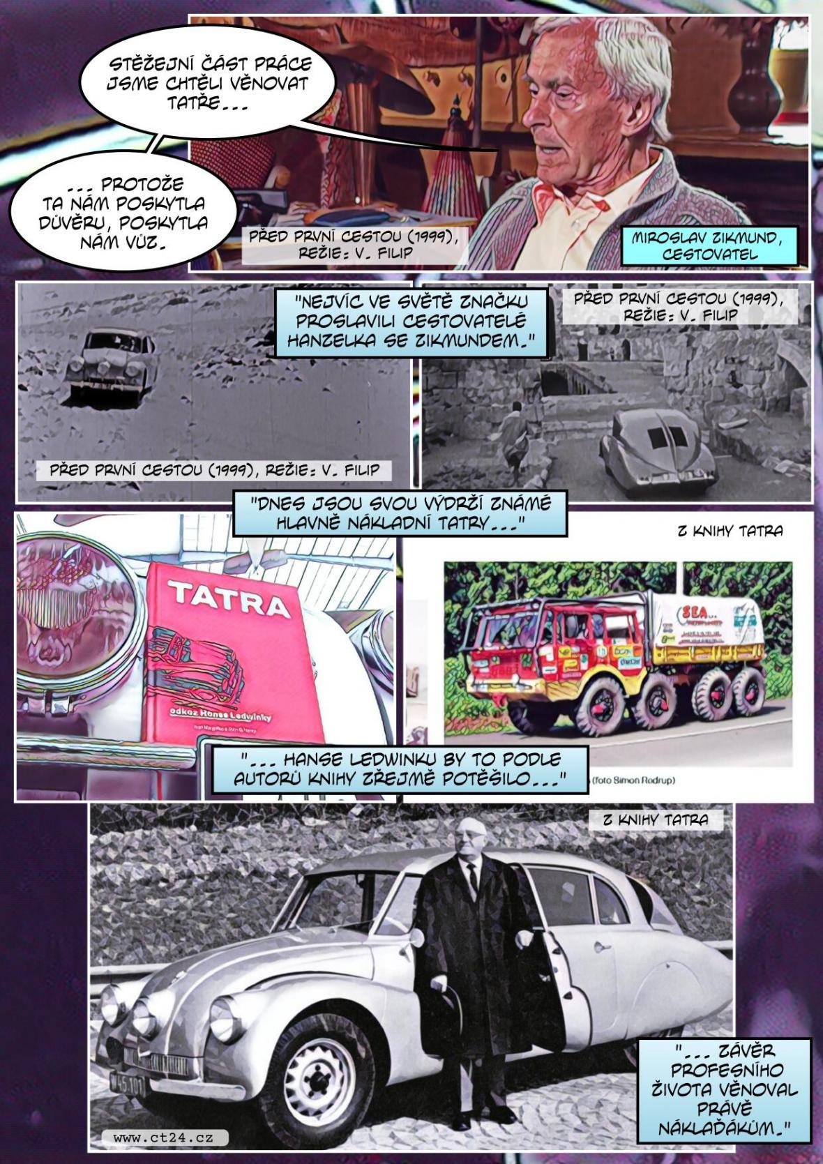 Příběh Tatry vychází knižně