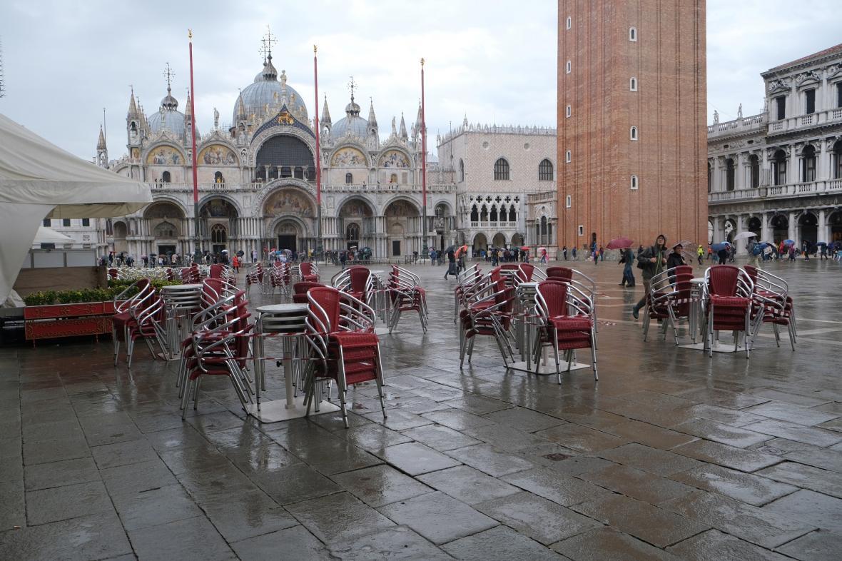 Projekt MOSE ochránil Benátky