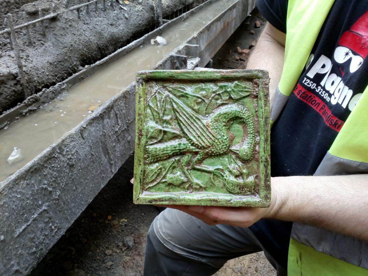 Archeologický výzkum v prostoru Římského náměstí v Brně