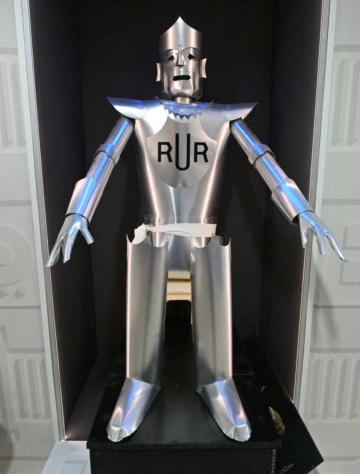 Technické muzeum Brno připravilo pro návštěvníky výstavní projekt ROBOT 2020