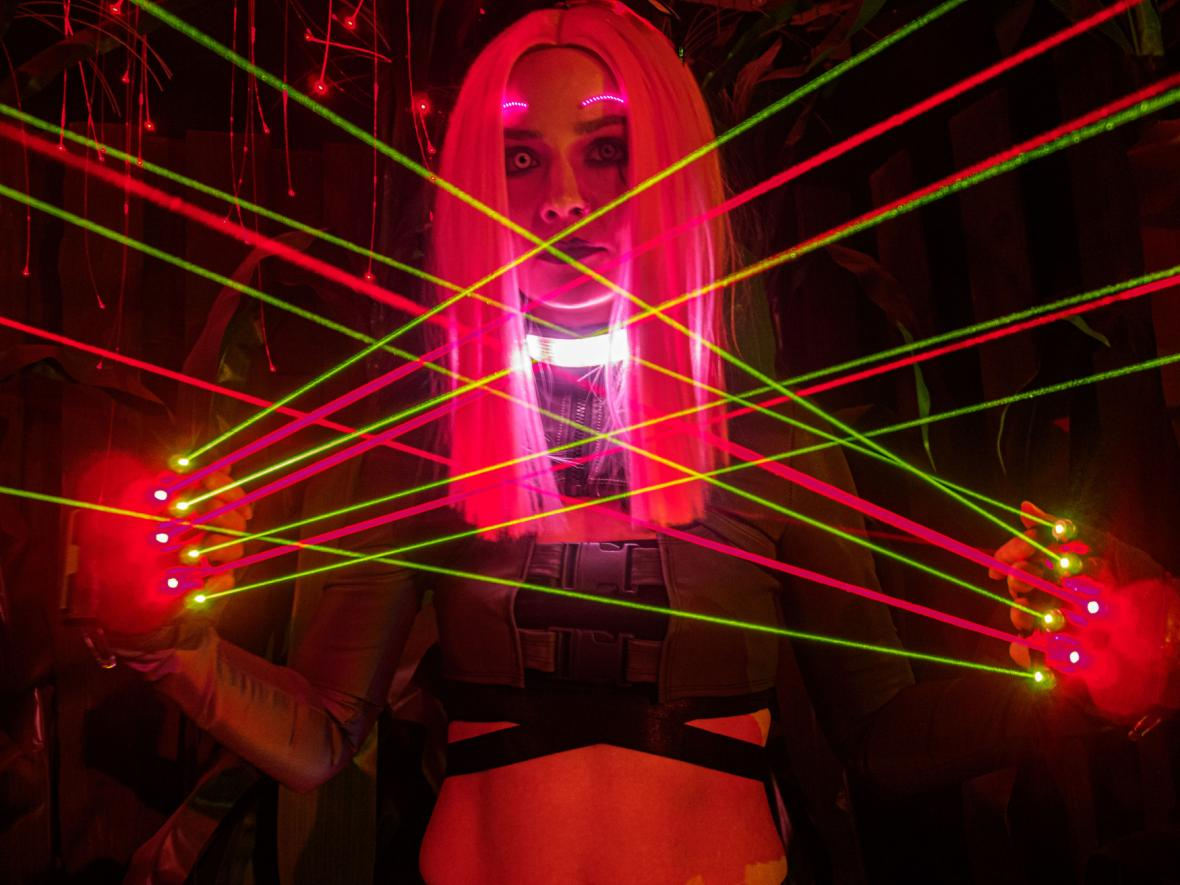 Ruští fanoušci hry Cyberpunk 2077