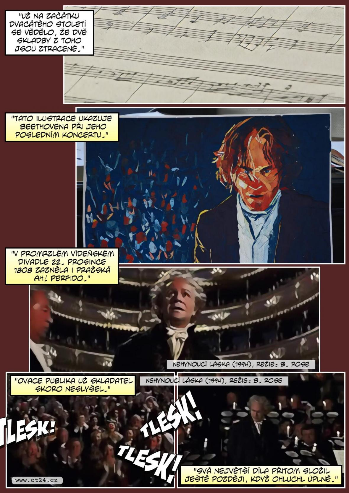 Před 250 lety se narodil jeden z největších hudebních géniů. Beethovenův život přibližuje nová kniha