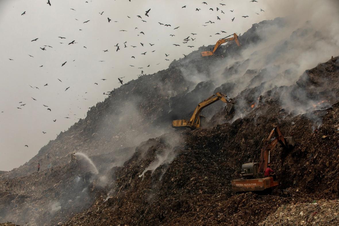 Životní prostředí v roce 2020