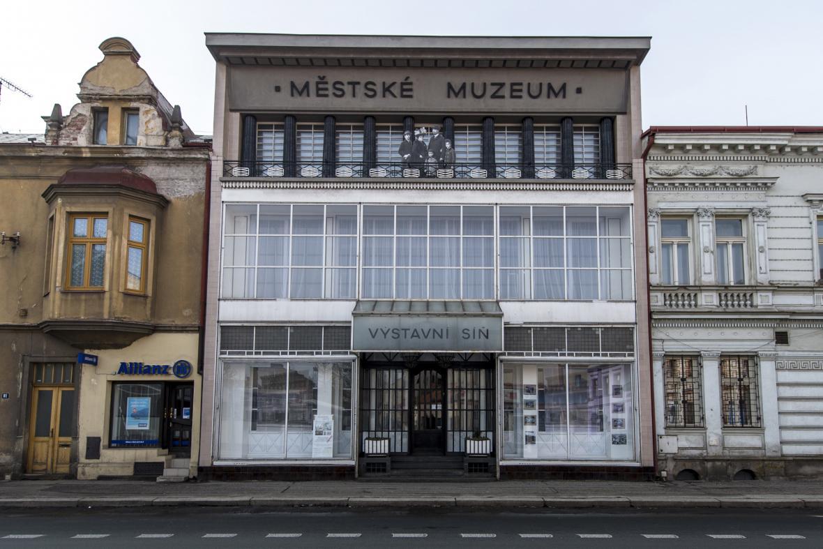 V Jaroměři začala rekonstrukceWenkeovadomu, kde sídlí muzeum