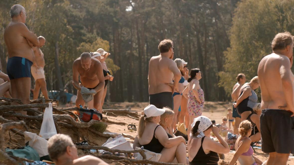 Z filmu Anatomie českého odpoledne