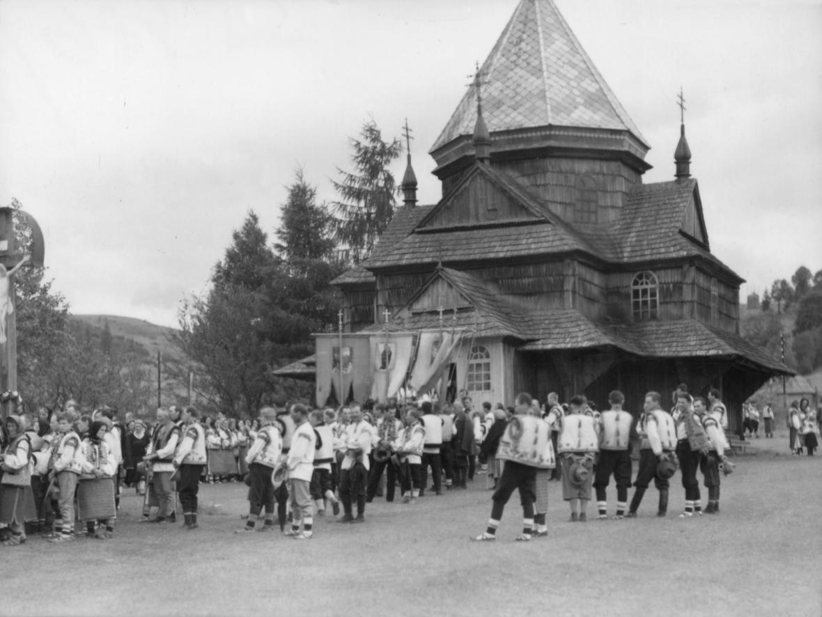 Před 75 lety byla Podkarpatská Rus oficiálně připojena k SSSR