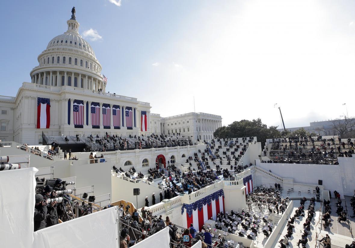 Inaugurace Joea Bidena do funkce prezidenta Spojených států